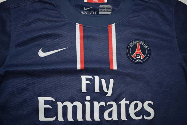 Maillot Psg 1213 Face