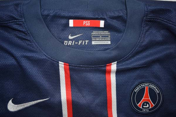 Maillot Psg 1213 Taille