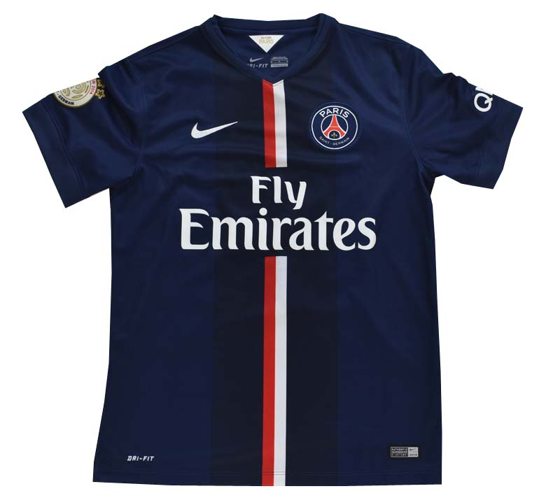 Maillot Ibrahimovic 2014 2015 Face Copie