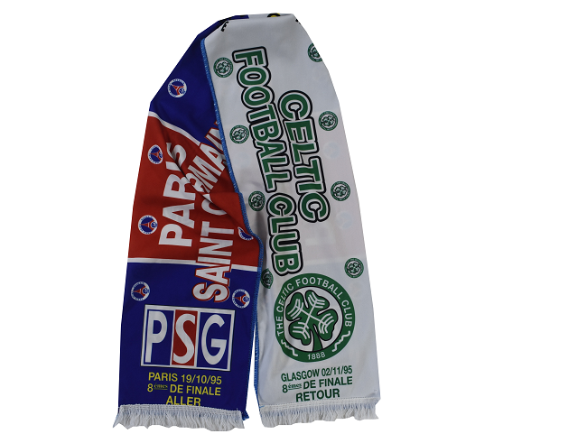 Echarpe Psg Celtic Glasgow