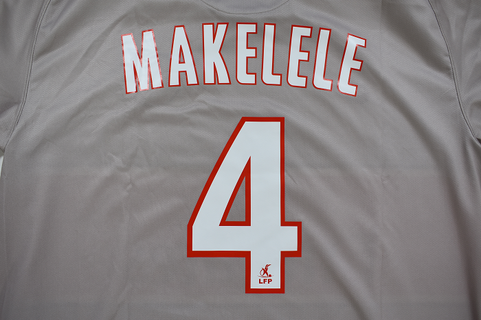 Maillot Makelele Flocage