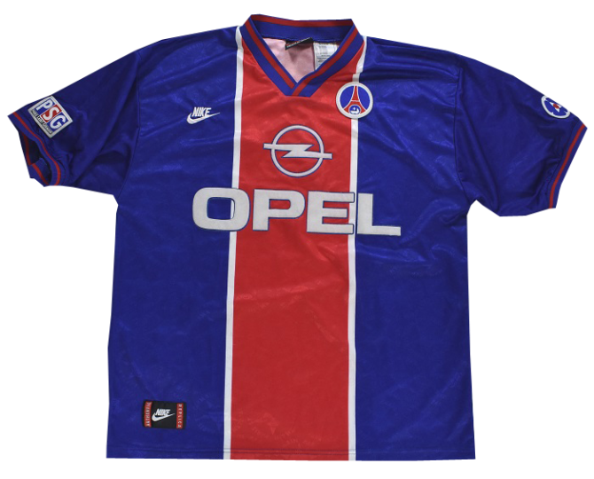 Maillot 95 96