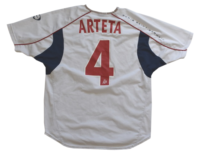 Maillot Arteta