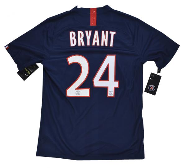Maillot Bryant Nom