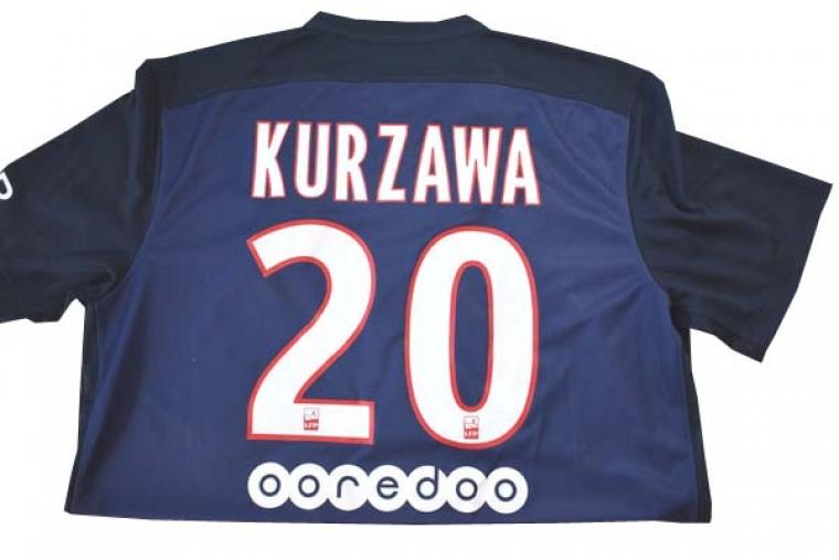 Maillot Kurzawa Dos Copie
