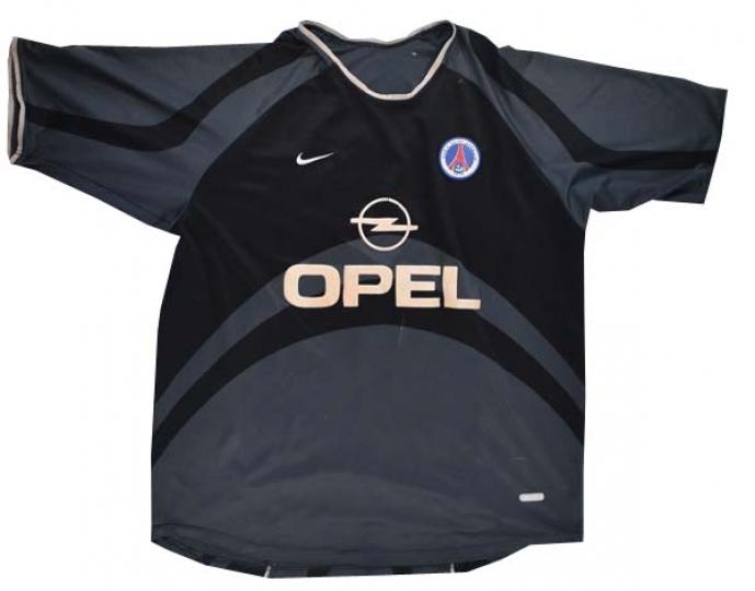 Maillot Opel Noir