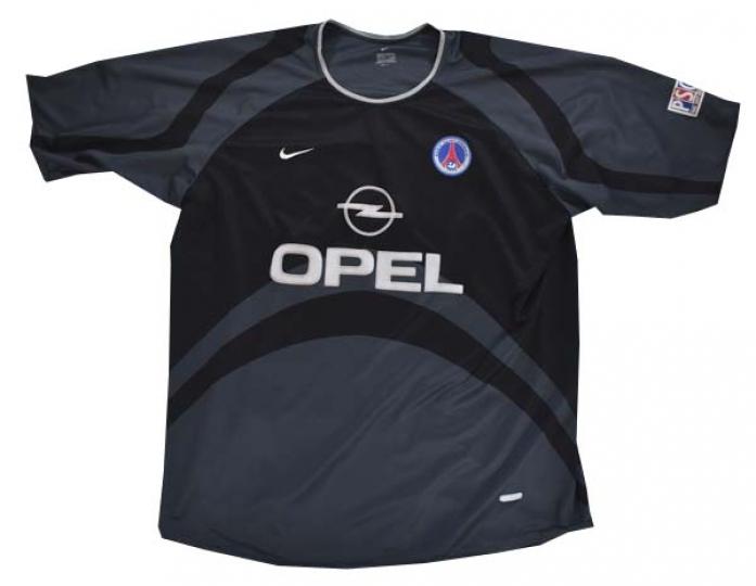 Maillot Opel Noir Xxl
